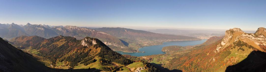 Lac d'Annecy - Semnoz